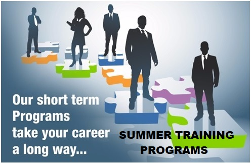 Summer Training classes